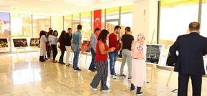"""Hadim'de """" 15 Temmuz Şehitleri Anma Sergisi"""" açıldı"""