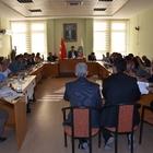 Malkara Belediye Meclis toplantısı