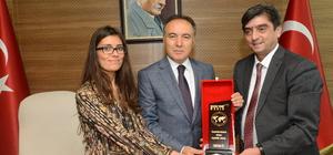 Azerbaycan'dan Denizli'ye termal sağlık turu
