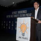 AK Parti Genel Başkan Yardımcısı Yılmaz, Antalya'da