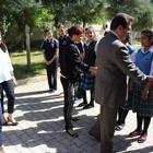 Kızıltepe Kaymakamı Güldoğan'dan ziyaretler