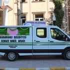 Karamanlı Belediyesine yeni cenaze aracı