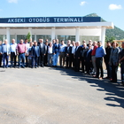 Başkan Türel, Akseki'de incelemelerde bulundu