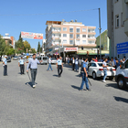 Besni'de taşıma ihalesinde çıkan kavgaya polis müdahalesi