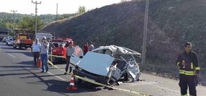 Muğla'da trafik kazası: 1 ölü, 3 yaralı