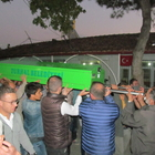 Tokat'ta kaçırılarak öldürülen kişi toprağa verildi