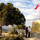 Karacaoğlan Tepesi ziyaretçilerini bekliyor