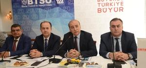 """""""Yenişehir Havalimanı hava kargo taşımacılığına açılmalı"""""""