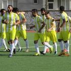 İslahiyespor'da galibiyet sevinci