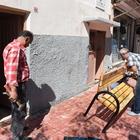Görevlendirme yapılan belediyeden camilerde temizlik