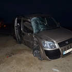 Malkara'da trafik kazası: 2 yaralı
