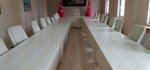15 Temmuz gazisinin ismi toplantı salonuna verildi