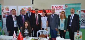 Karaman'da Üniversite Tanıtım Fuarı