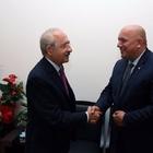 CHP Edirne İl Başkanı Pekcanlı, Kılıçdaroğlu'nu ziyaret etti