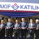 Vakıf Katılım Bankası Kahramanmaraş'ta şube açtı