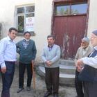 Kaymakam Şekerci'den mahalle ziyaretleri