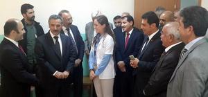 """Tunceli'de """"Sağlıklı Yaşam Merkezi"""" açılışı"""