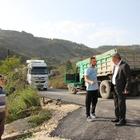 Yığılca'da asfaltlama çalışmaları
