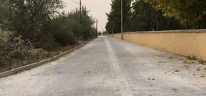 Ayrancı'da üstyapı çalışmaları