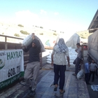 Suriye'ye insani yardım