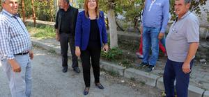 Gümüşhacıköy Belediyesi çalışmaları