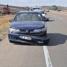 Kırıkkale'de zincirleme trafik kazası: 8 yaralı