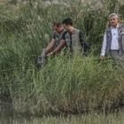 Su samurlarının yaşam alanını tespit çalışmaları