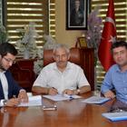 Kumluca Belediyesinde toplu iş sözleşmesi imzalandı