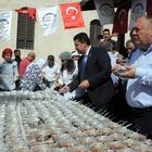 Osmaniye'de aşure etkinliği