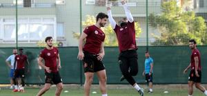 Aytemiz Alanyaspor'da Fenerbahçe maçı hazırlıkları