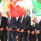 Şaphane'de Ziraat Odası yeni hizmet binası açıldı