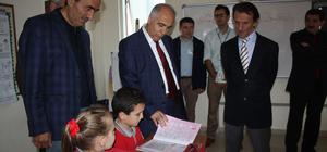 Giresun Valisi Karahan, Eynesil'i ziyaret etti