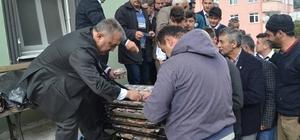 Doğanyurt'ta 800 kişiye aşure dağıtıldı