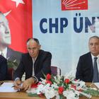 CHP Ünye Danışma Kurulu toplandı