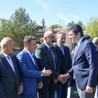 Şiran'da koordinasyon kurulu toplantısı yapıldı