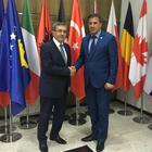 Pursaklar Belediye Başkanı Çetin, Kosova'da 15 Temmuz'u anlattı