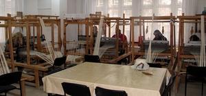 Sinop'ta el sanatları kursu açıldı