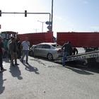 Sandıklı'da traktör ile otomobil çarpıştı: 3 yaralı