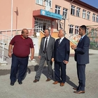 Belediye Başkanı Öztürk'ten okul ziyareti