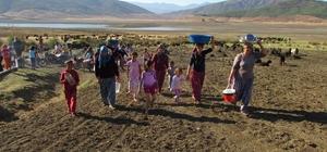 Filli Tepe mezrasının su sorunu