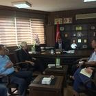 ABD Adana Konsolosu Specht, CTO'yu ziyaret etti