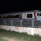 Adana'da trenin çaptığı kişi öldü