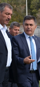 AK Parti Kırıkkale Milletvekili Öztürk Keskin'i ziyaret etti