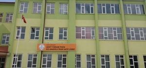 Beyşehir'de FETÖ'nün el konulan okuluna şehit ismi verildi