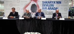 Sakarya Büyükşehir Belediyespor'a yeni sponsor