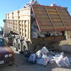 Malkara'da SYDV yardımları