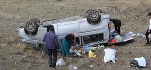 Düğün yolunda trafik kazası: 1 ölü, 5 yaralı