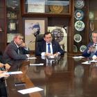 Çukurova Kalkınma Ajansı yöneticileri Trabzon'da
