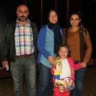 Engelli öğrenciler ilk kez sinemaya gitti