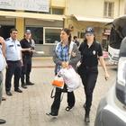 Adana'da polise saldıran öğrenciler tutuklandı